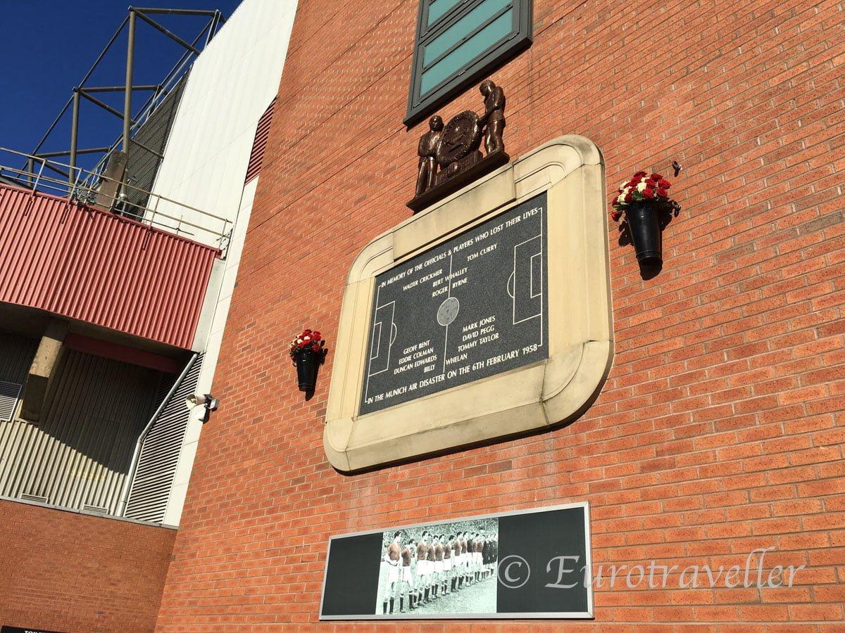 ミュンヘンの悲劇追悼碑