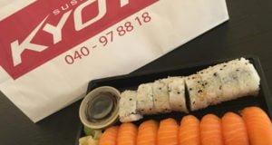 北欧の寿司