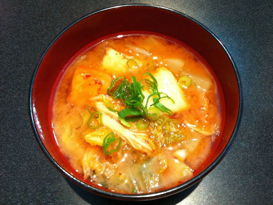 誤解される日本食