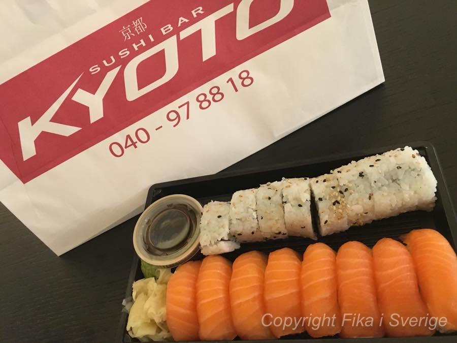 スウェーデンの寿司事情