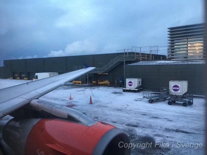ケフラヴィーク空港