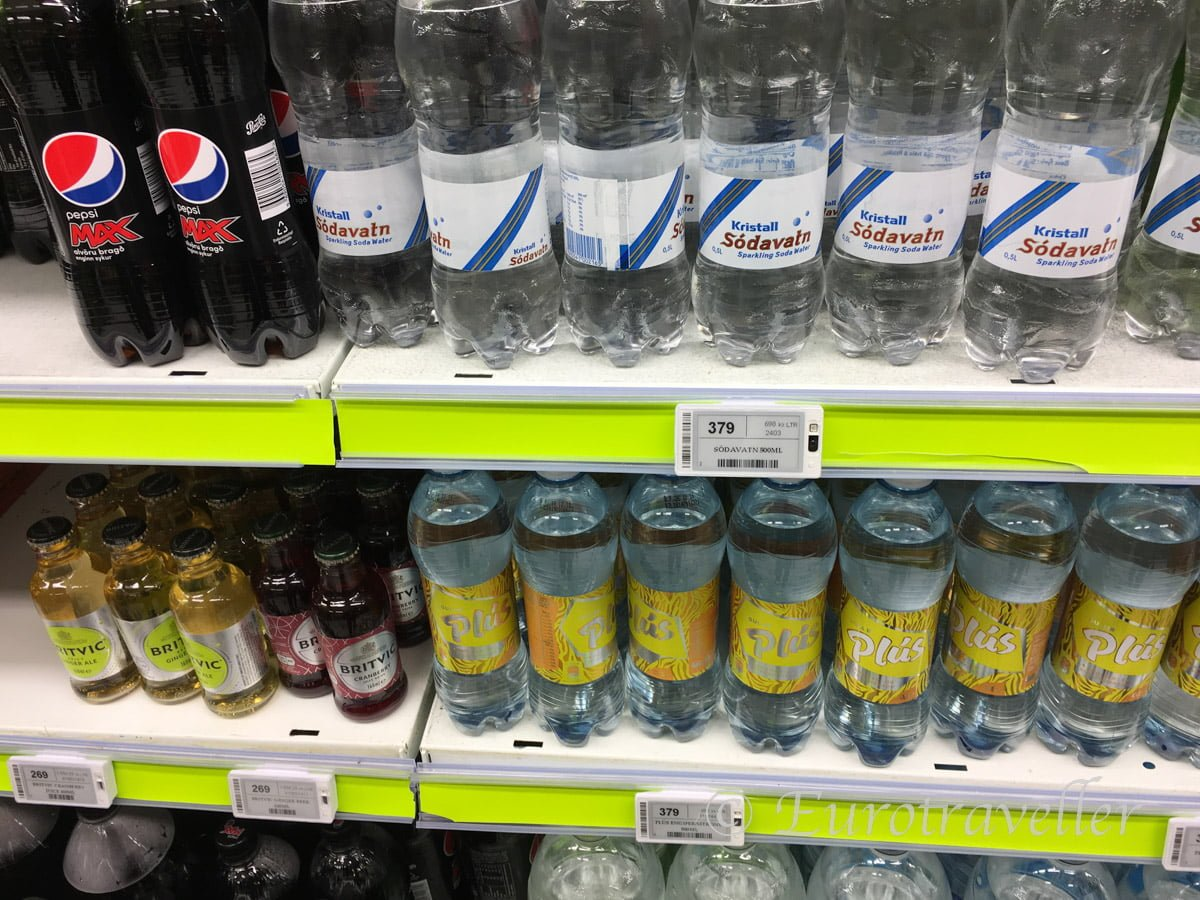 アイスランドの物価
