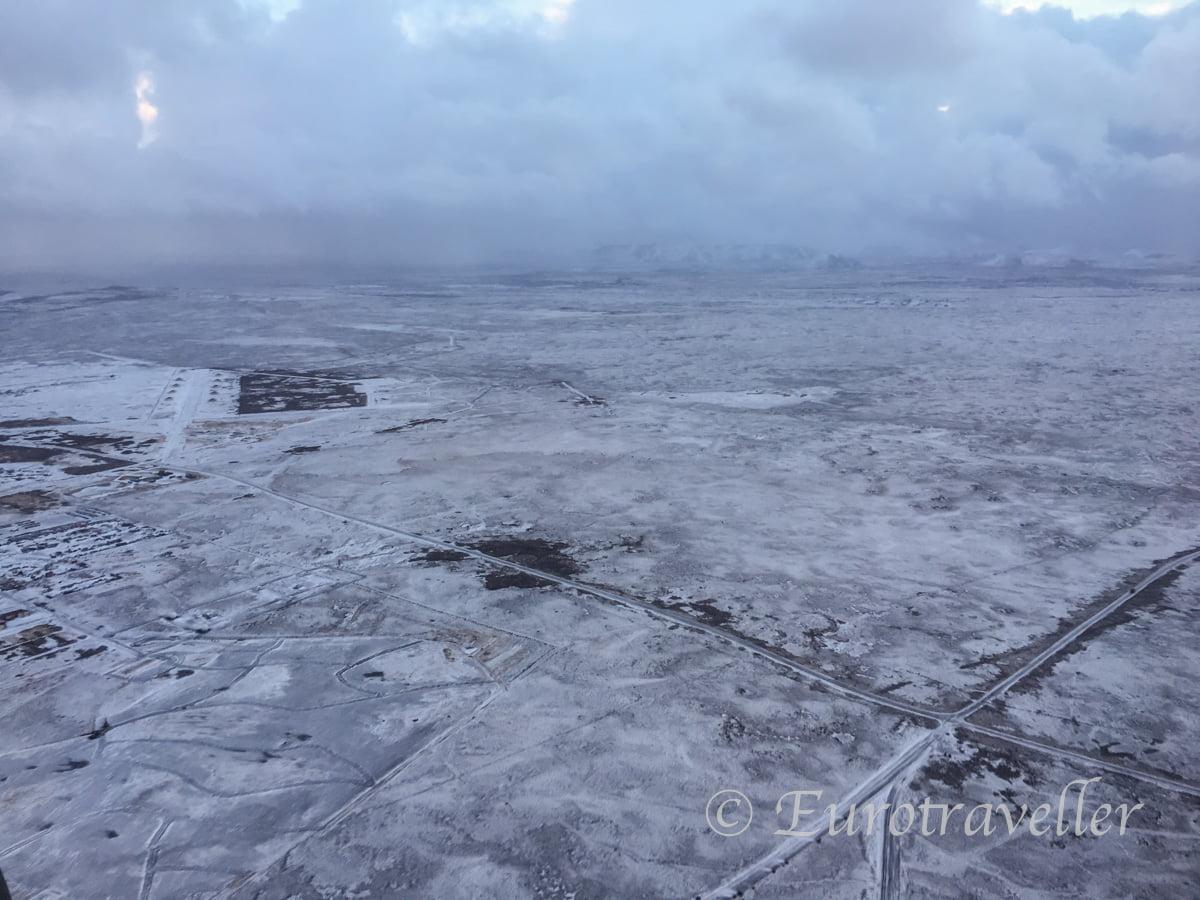 レイキャビク 空港