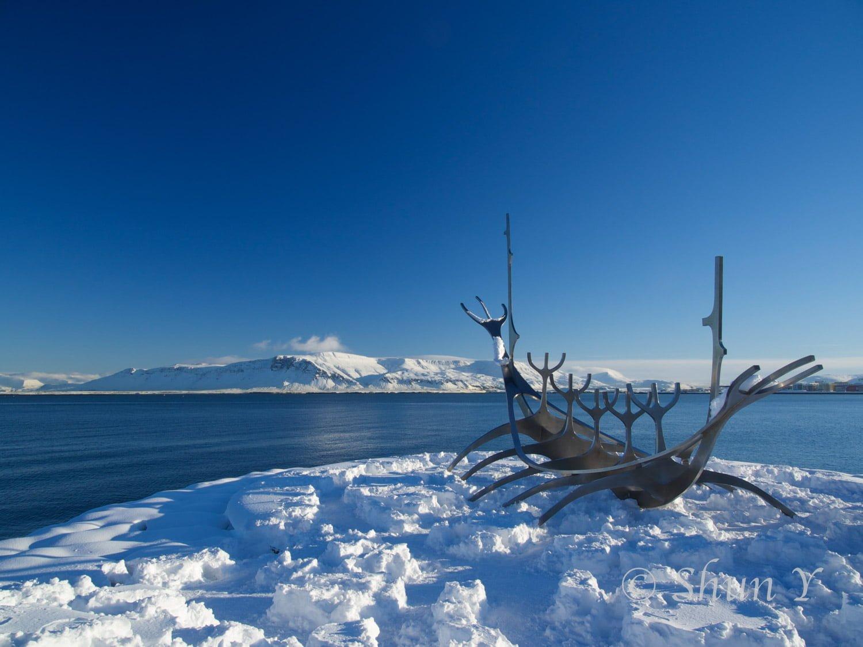 アイスランドのシーフード