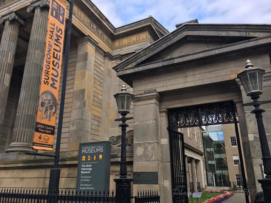 スコットランド外科博物館