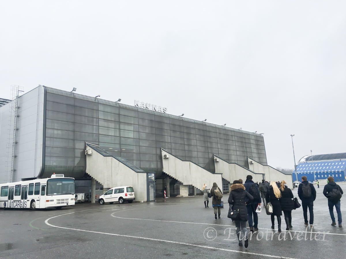 カウナス国際空港