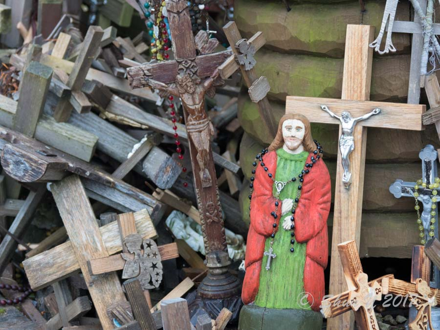 十字架の丘観光
