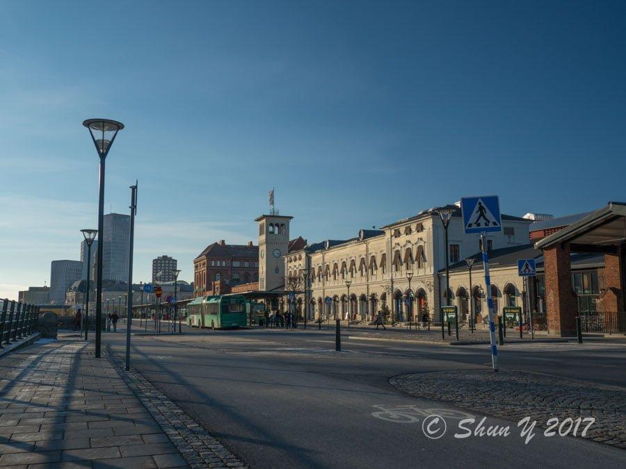 マルメ中央駅