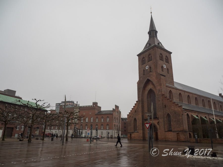 オーデンセ大聖堂