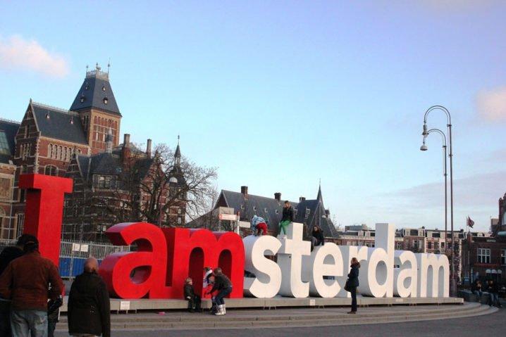 アムステルダム観光名所