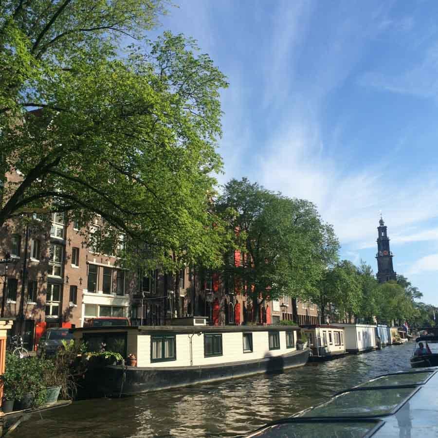 アムステルダムクルーズ