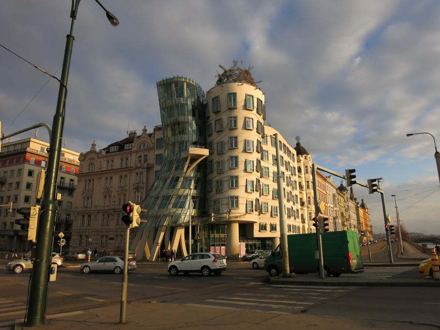 プラハダンシングハウス