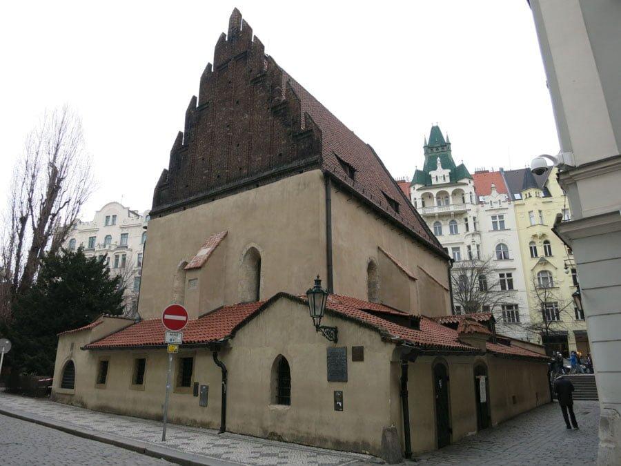 プラハユダヤ人街