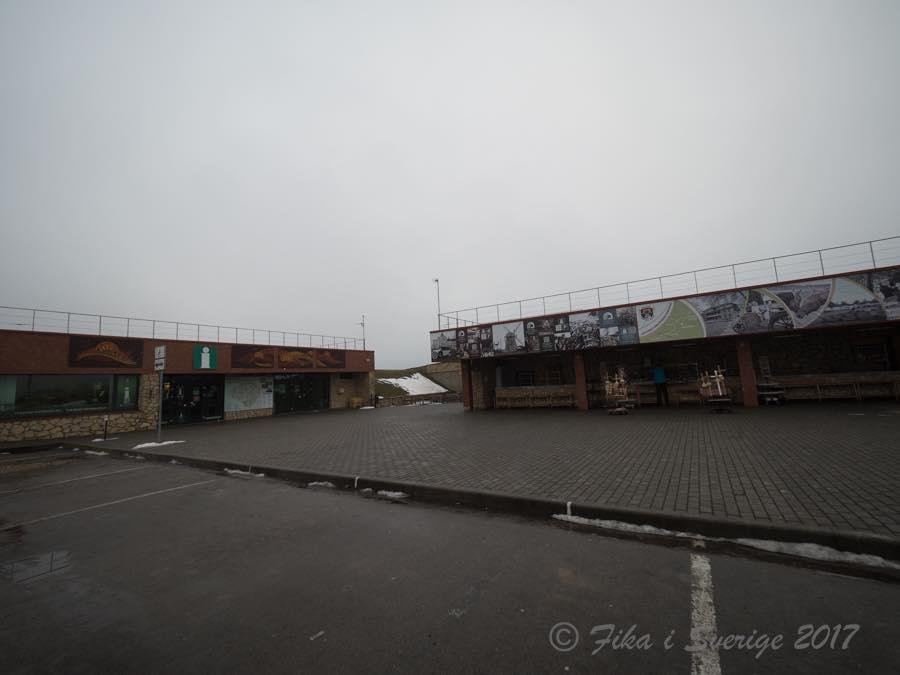 十字架の丘ビジターセンター