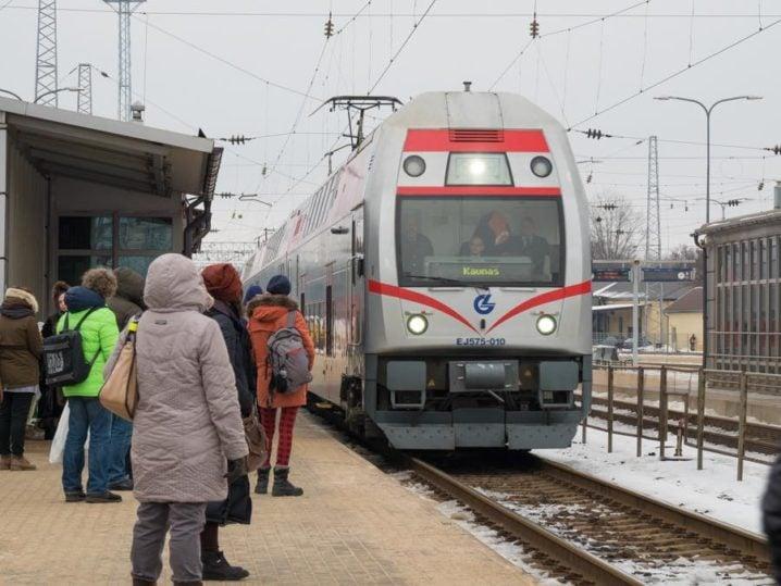 リトアニア国鉄