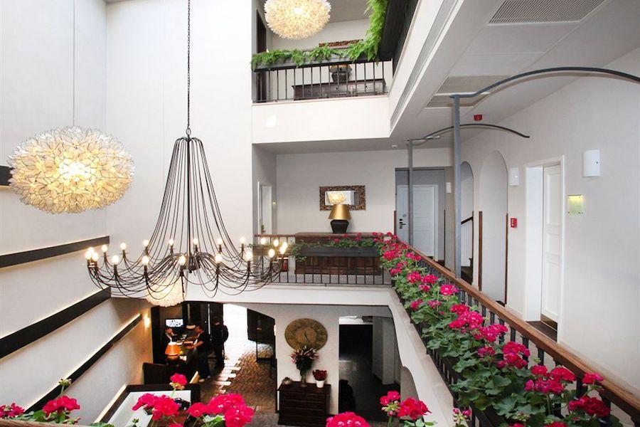 プラハおすすめホテル