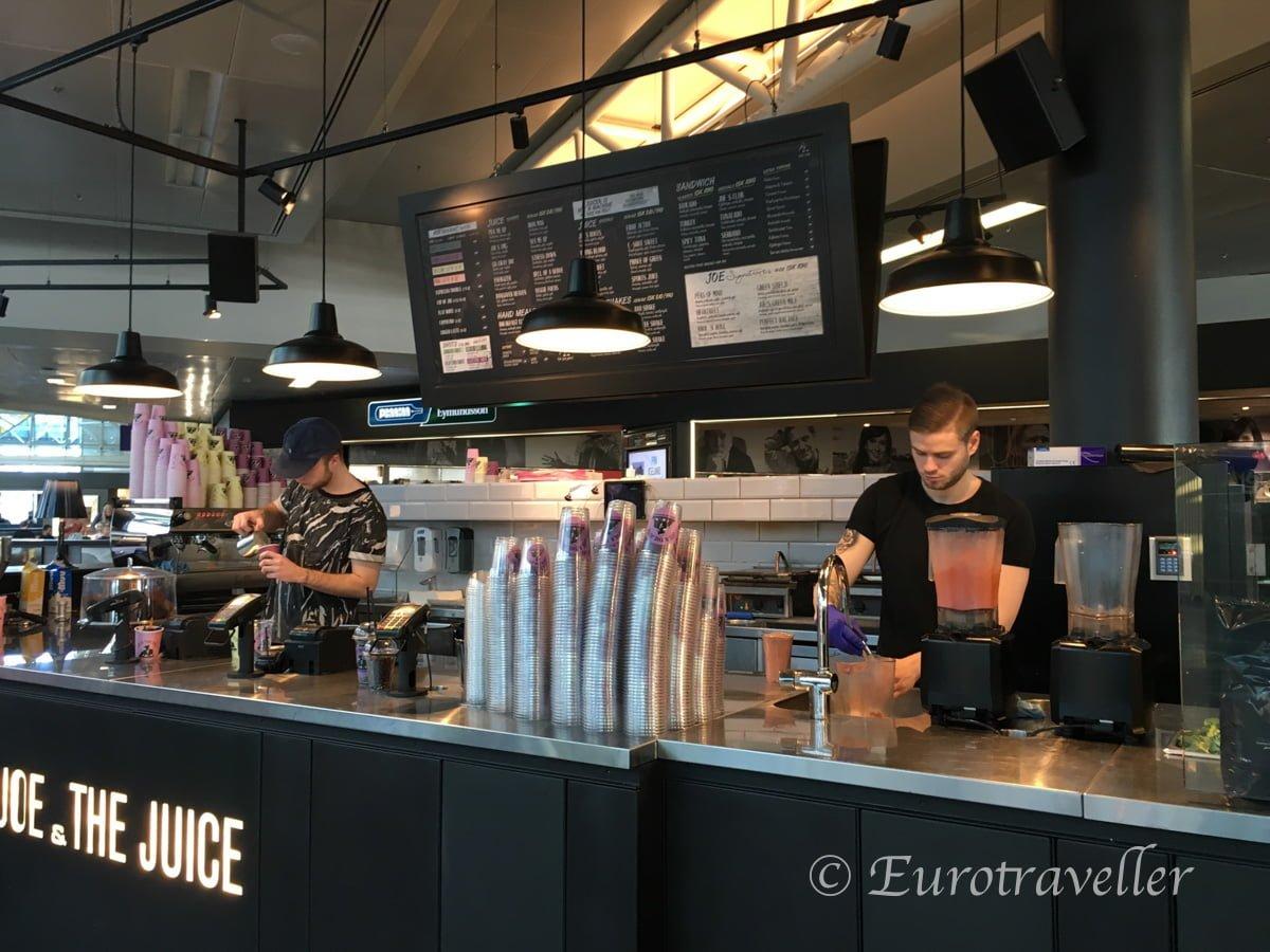 北欧ジュースカフェ