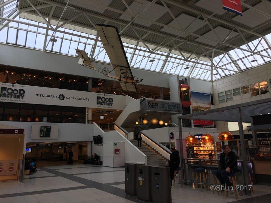 ベルゲン空港