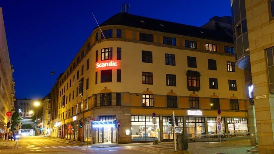 ベルゲンお勧めホテル