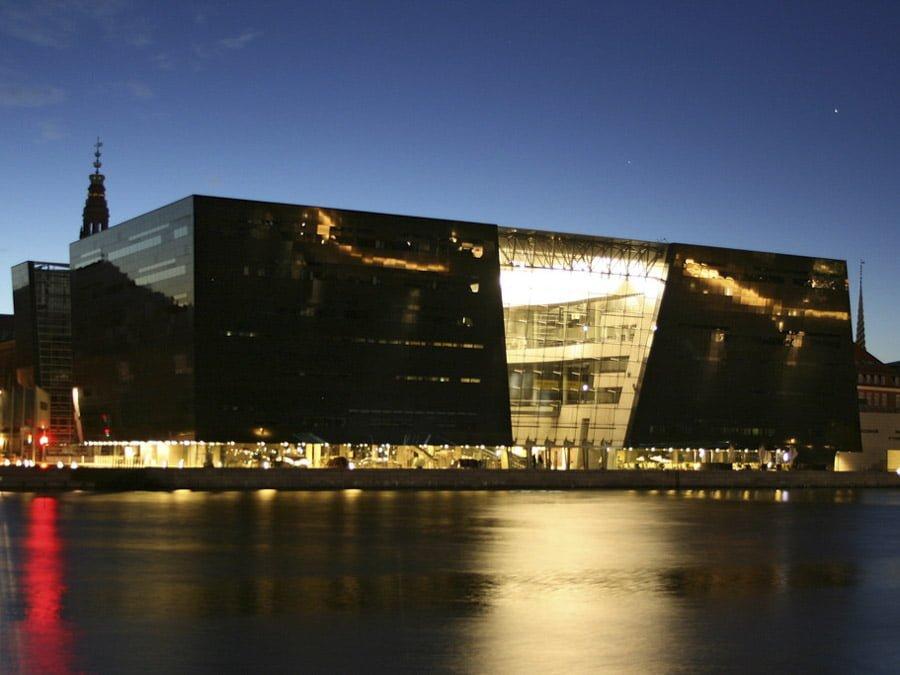 デンマーク国立図書館
