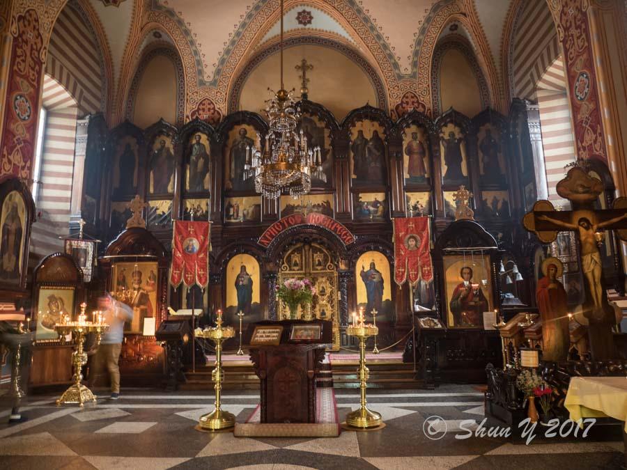 ロシア正教聖ニコラス教会