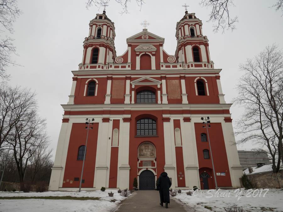 ヴィリニュス教会