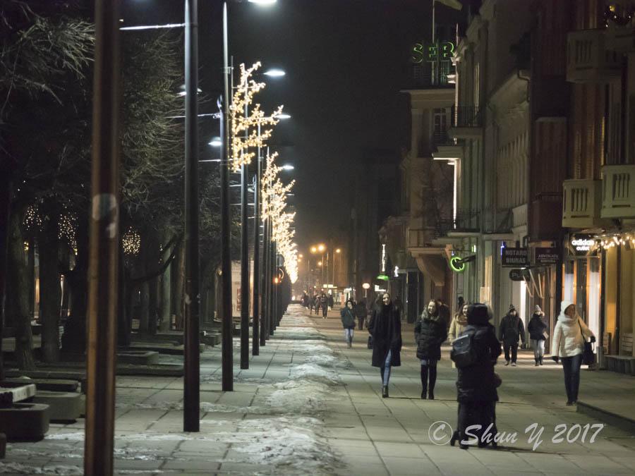 カスナスメインストリート