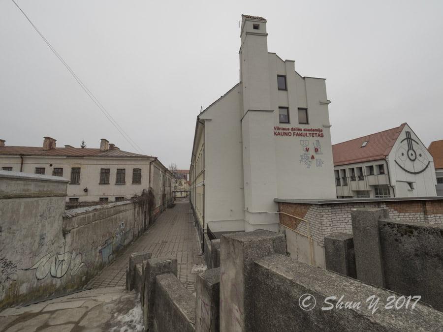 リトアニアの建物
