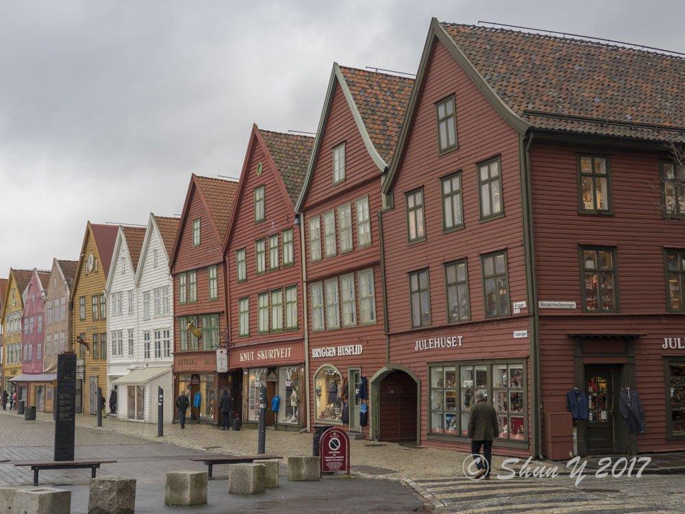 ベルゲン観光