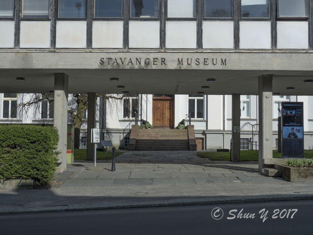 スタヴァンゲル博物館