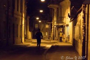 リトアニアの夜歩き・治安