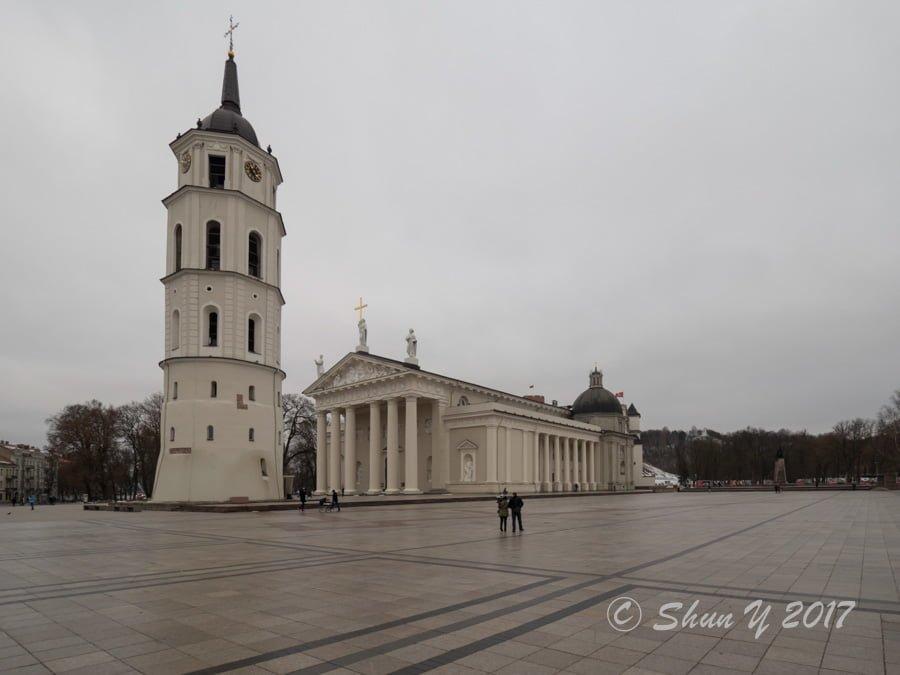 リトアニア観光名所
