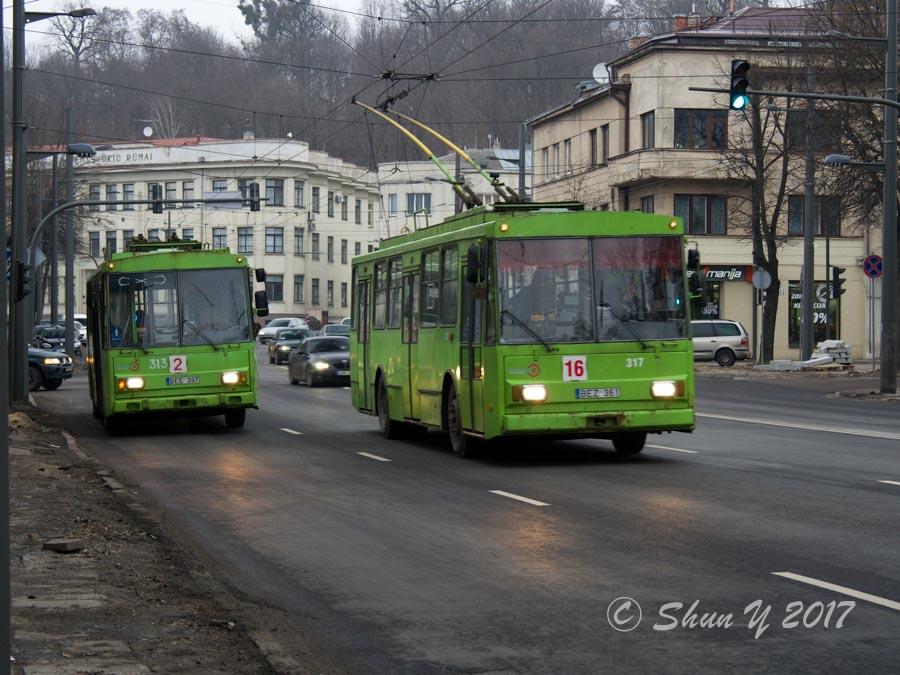リトアニア公共交通機関