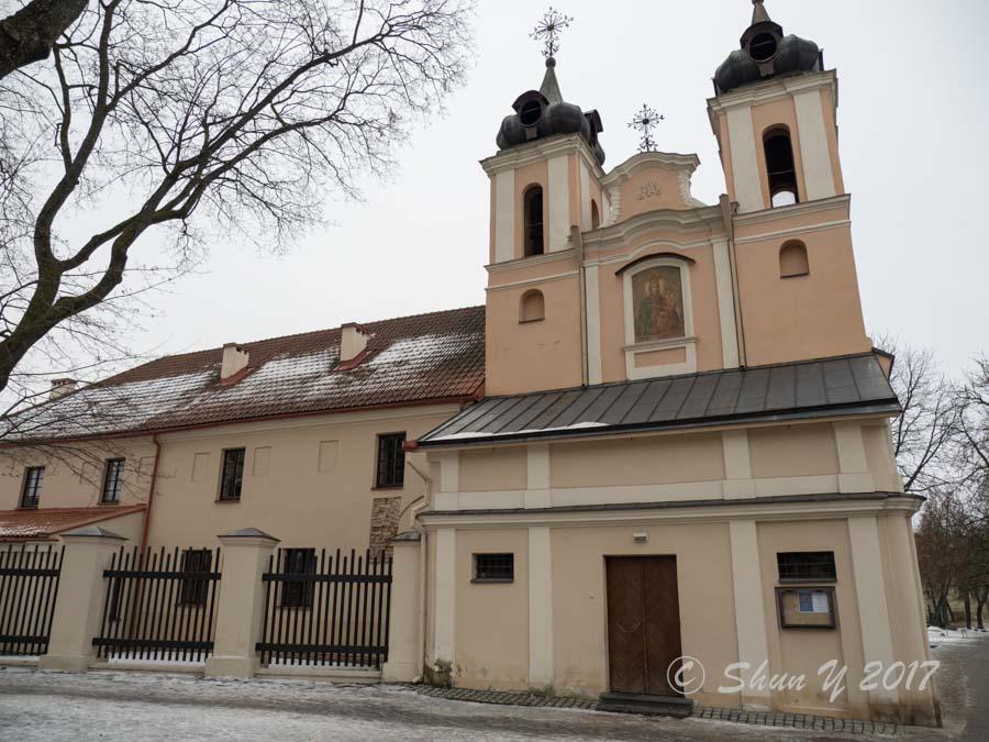 Šv. Kryžiaus bažnyčia教会