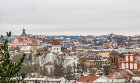 リトアニア観光