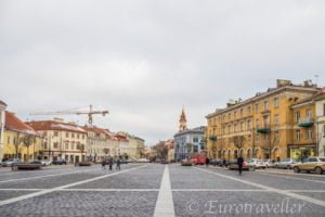 リトアニア首都観光