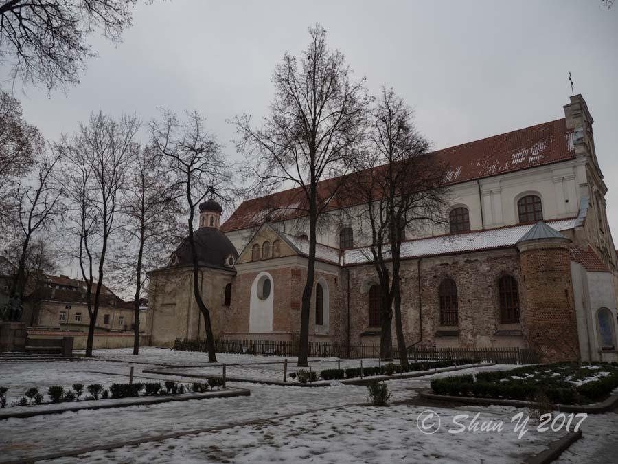 リトアニアの教会巡り