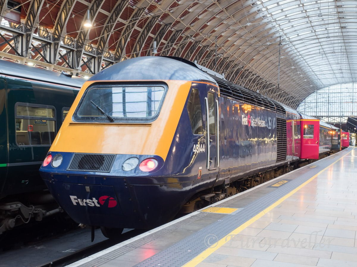 イギリスは高速鉄道が便利!ヴァージントレインズ予約方法と ...
