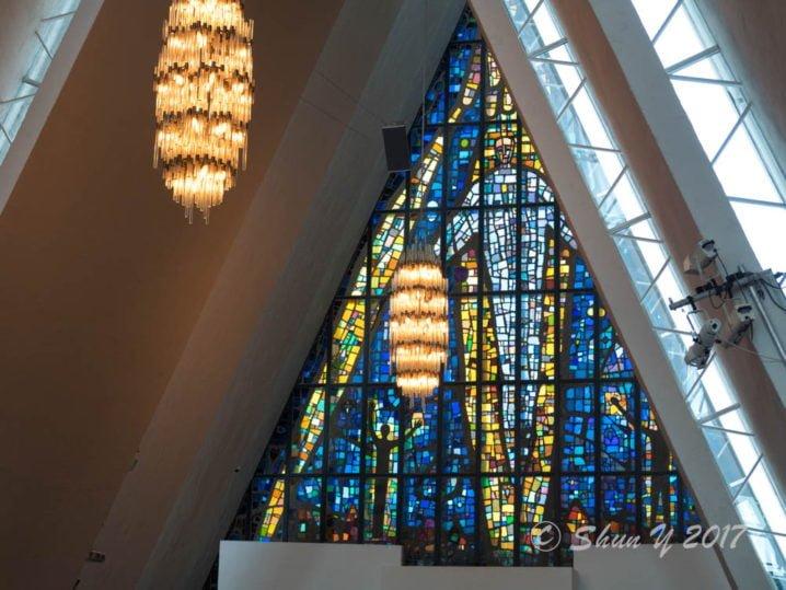 トロムソ大聖堂旅行記