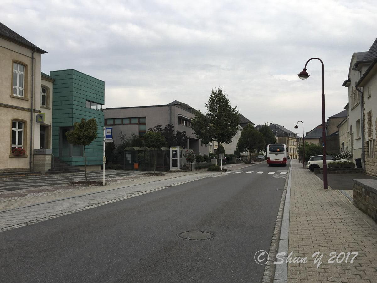 Bech-Kleinmacher, Centre