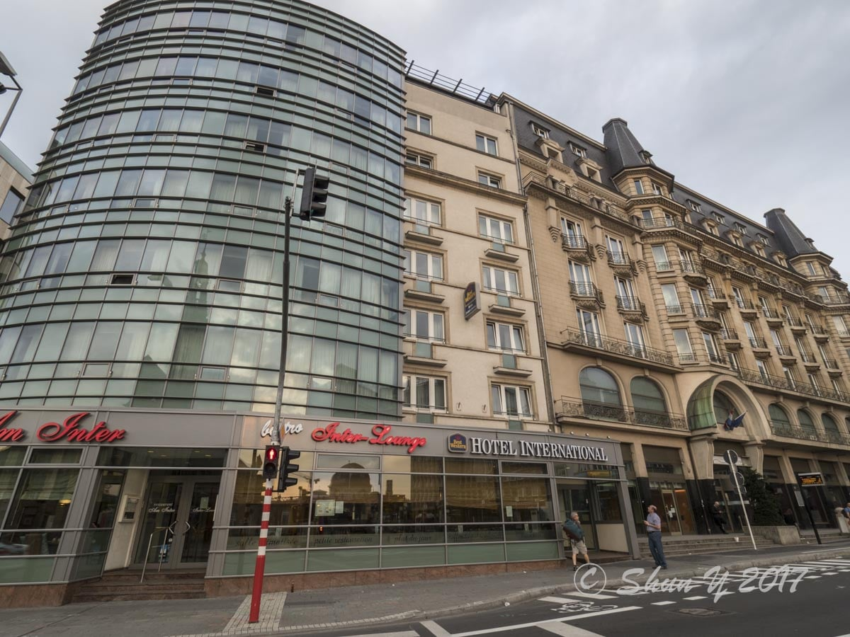 ルクセンブルグホテル