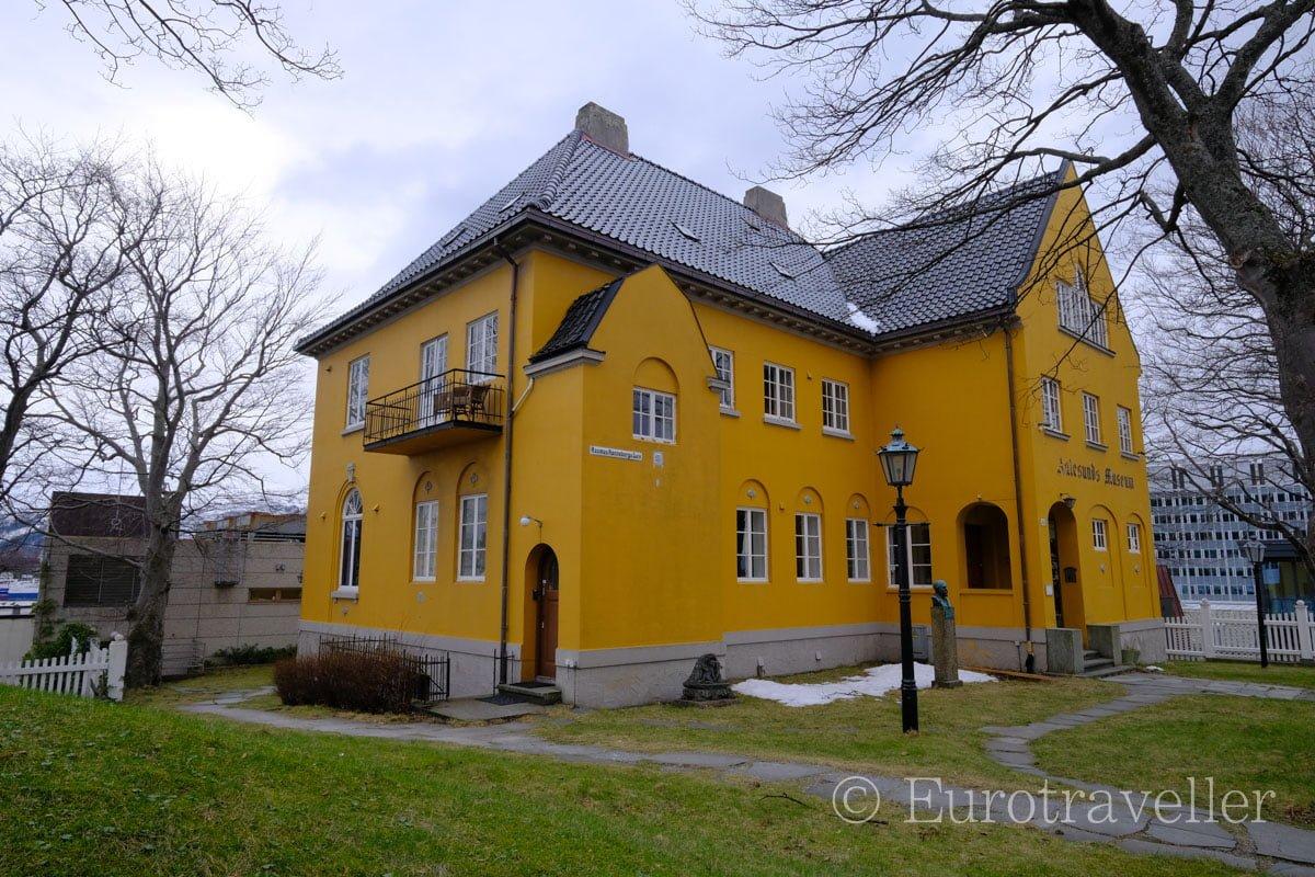 オーレスン博物館