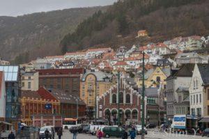 ノルウェーの都市