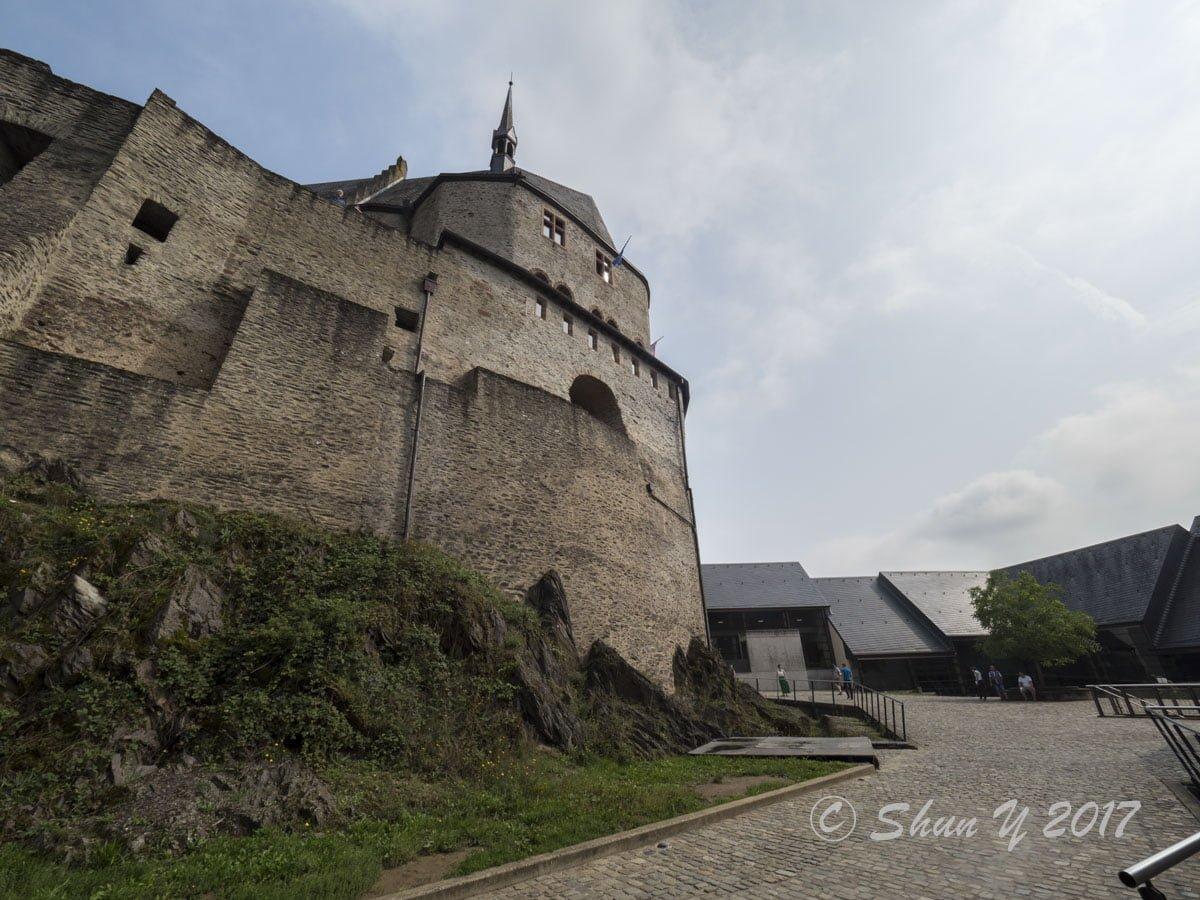 ヴィアンデン城