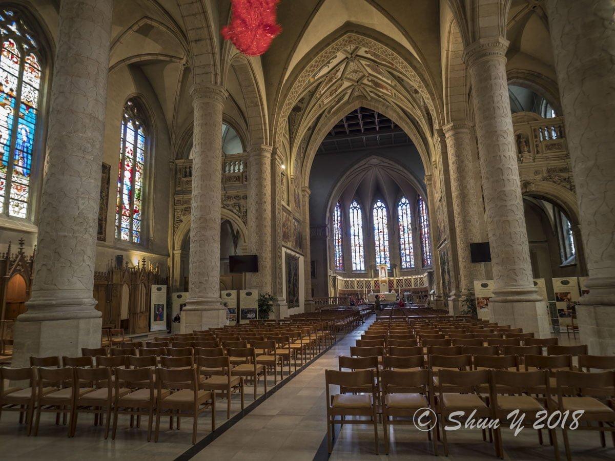 ルクセンブルグ大聖堂