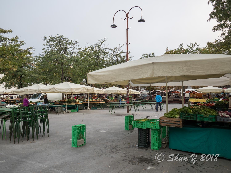 リュブリャナマーケット