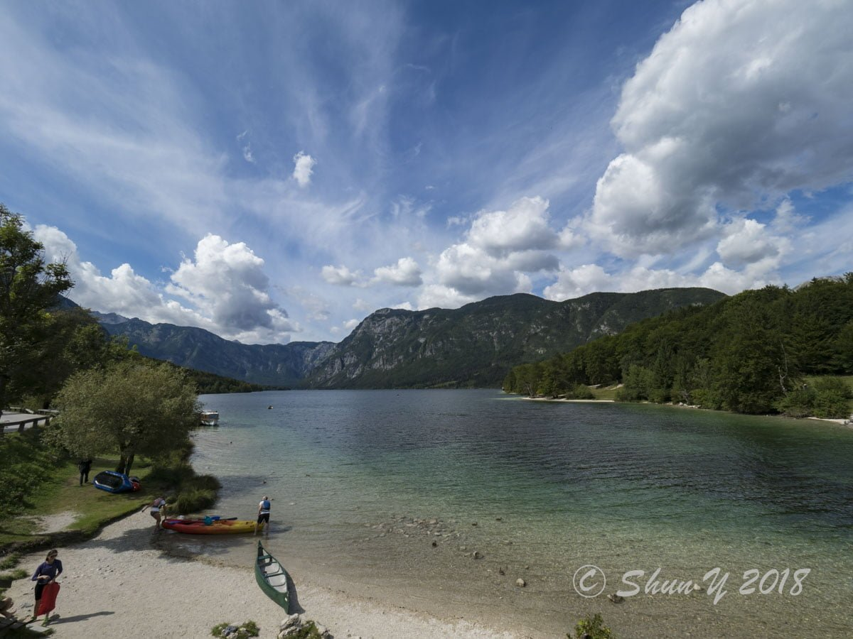 ボーヒニ湖