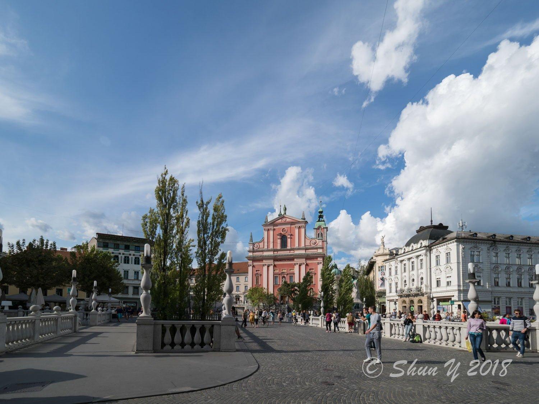 スロベニア観光名所
