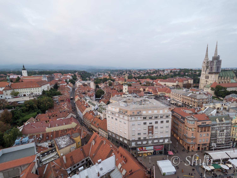 ザグレブ旧市街