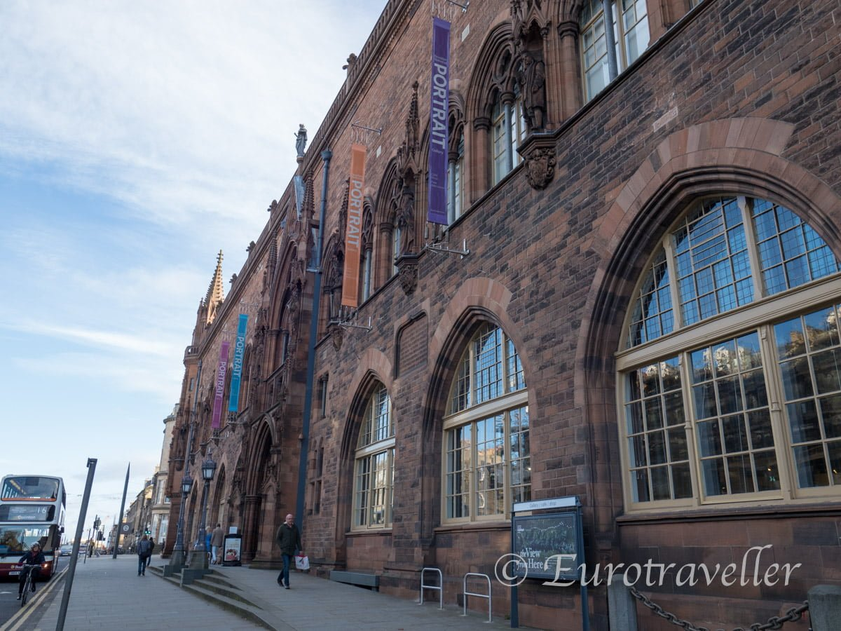 スコットランド肖像画美術館